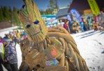 В Шергеше провели «карнавальный заезд»